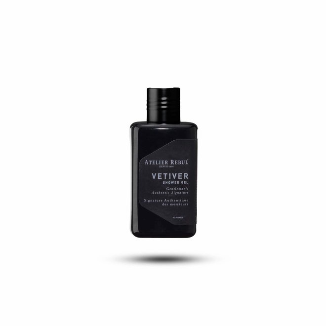 Vetiver shower gel heren