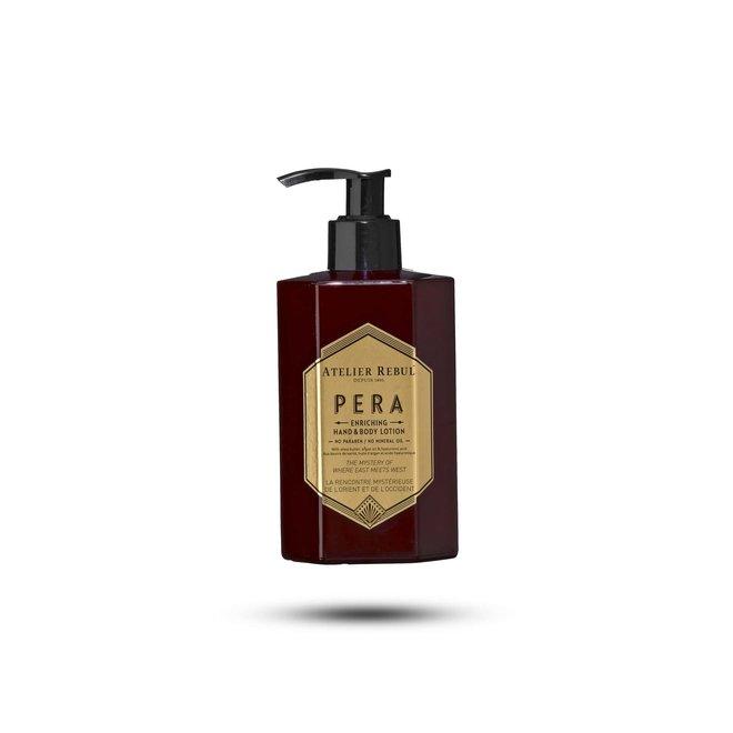 hand & body lotion Pera