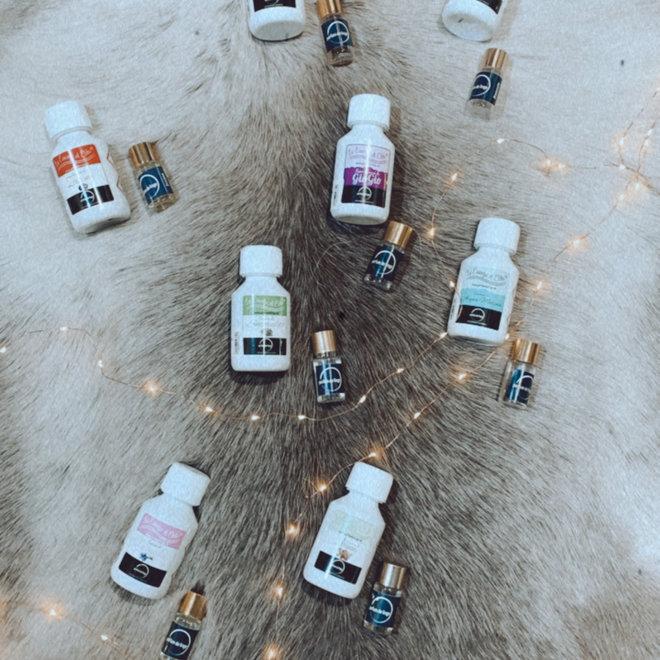 proefpakket was parfum met voucher om je favoriete geur te kiezen