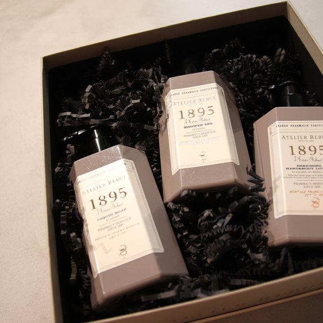 1895 giftbox badproducten