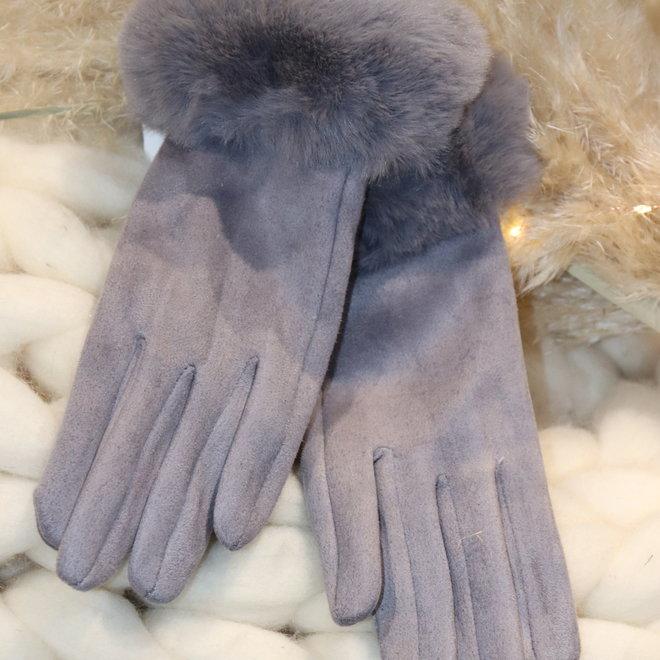 handschoenen fur licht grijs