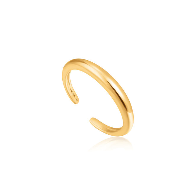 luxe band adjustable ring R024-01