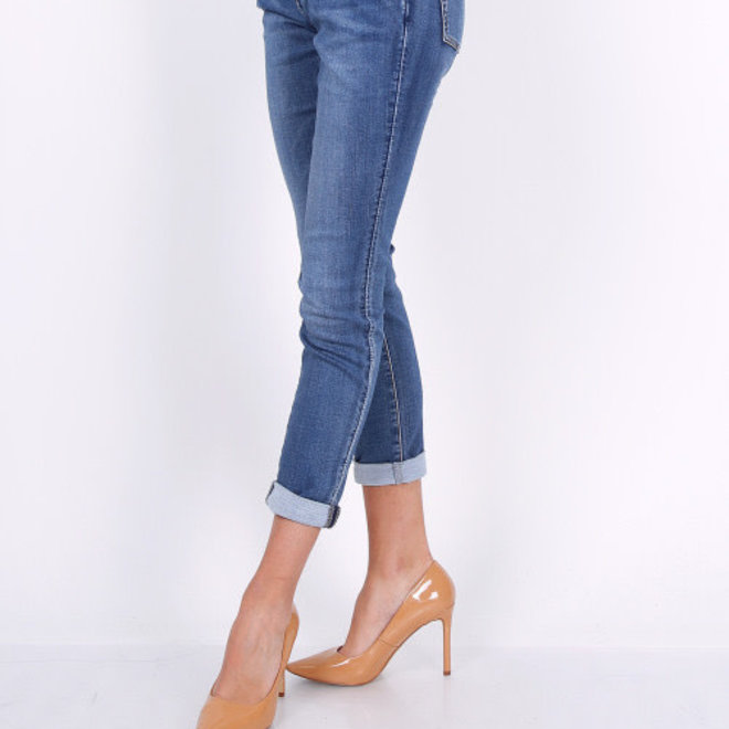 Toxic jeans relax normale taille l20042-4