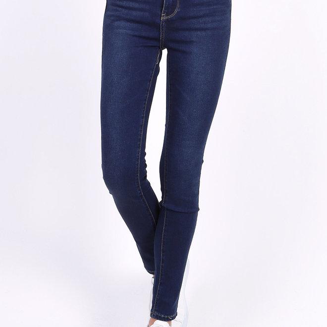 toxik jeans hoge taille l185-j36