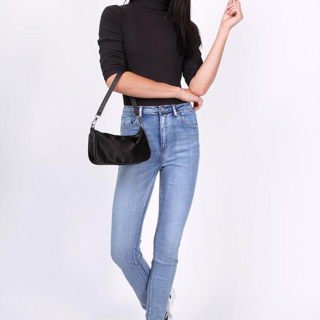 toxik jeans hoge taille l185-j41