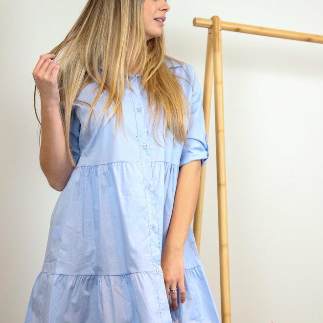 kleed hemdsmodel babydoll