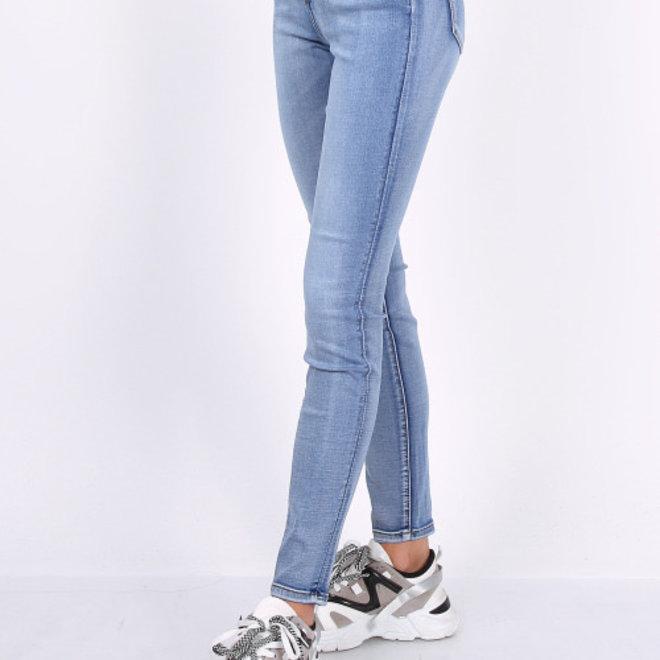 Toxik jeans L185-J41hoge taille skinny