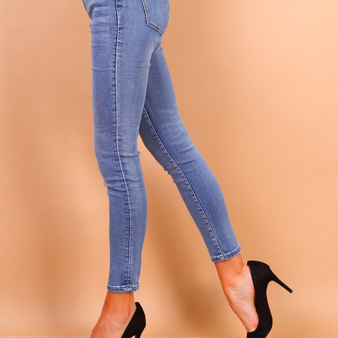 Toxik  jeans L20016-3 normale taille skinny