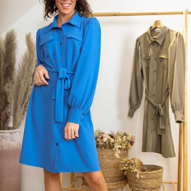 kort kleed hemdsmodel