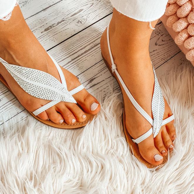 sandaaltje met veer 8839-964