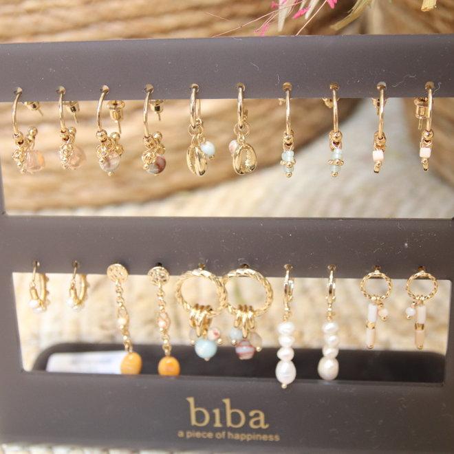 biba mini gold display 113