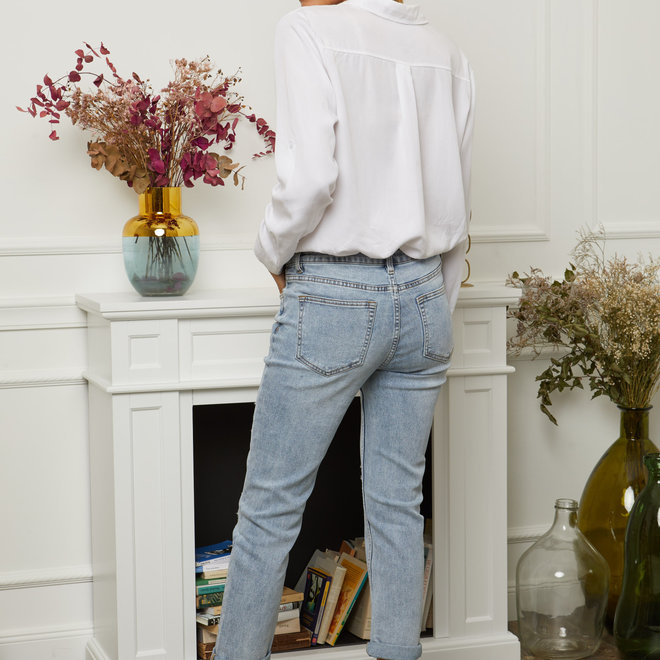 r display relax lichte jeans d924