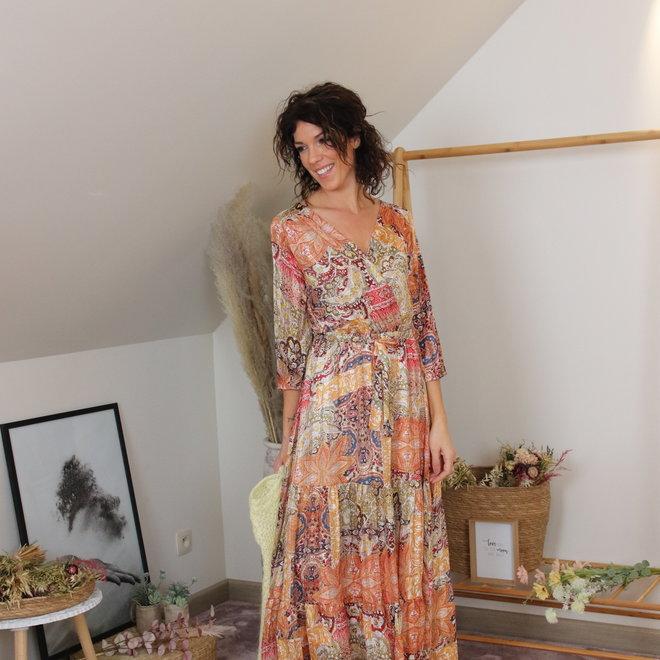 Maxi dress 010009
