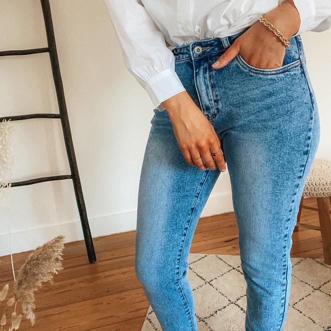 toxik  jeans mom relax L20069