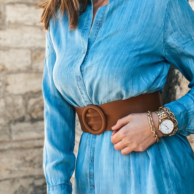 jeanskleed hemdsmodel ap-1129