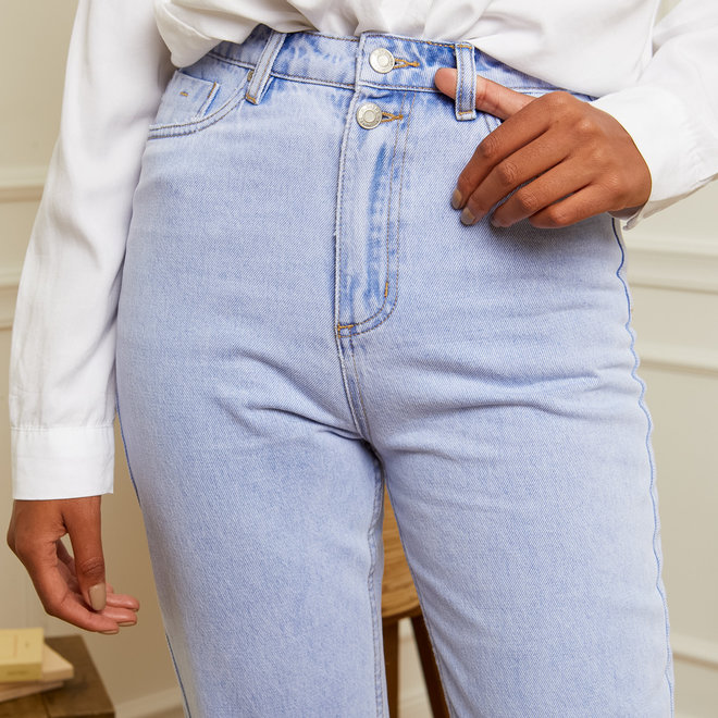 mom fit jeans d1306