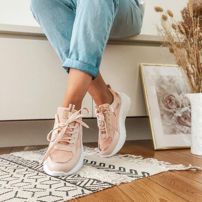 sneaker roze  1082