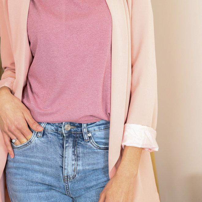 t shirt lurex