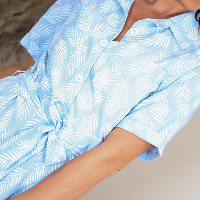 kleed h1926 blauw
