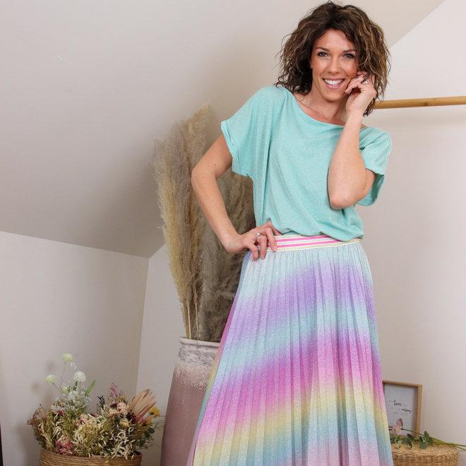 midirok rainbow lurex