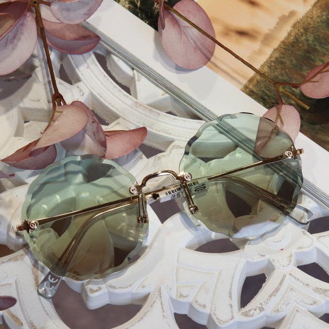 zonnebril flower 2 uv 400 protection