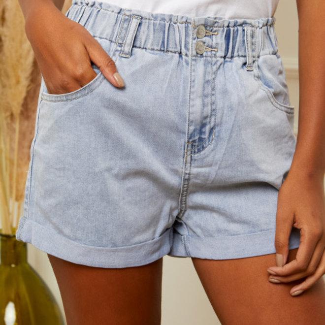 jeans short  jd245