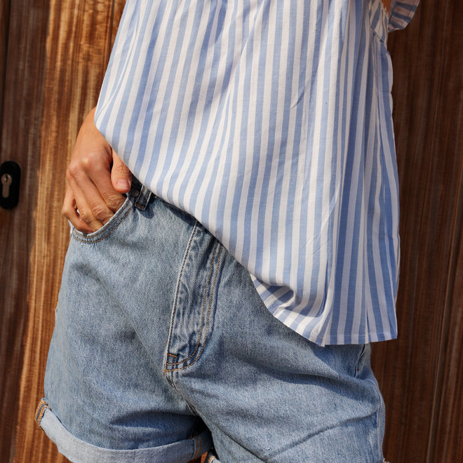 jeans short  jd347