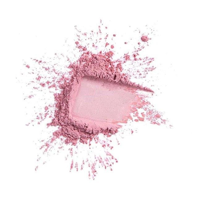 iak loose mineral blush perfect pink 1