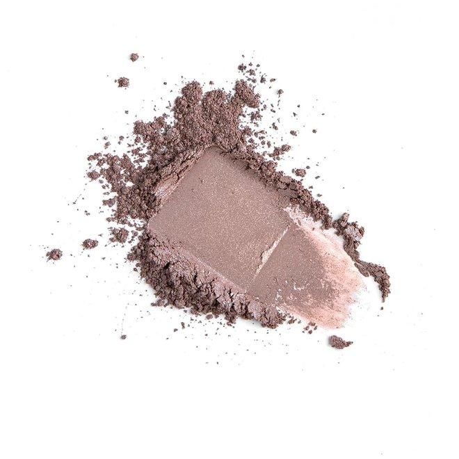 iak loose mineral eyeshadow mocha