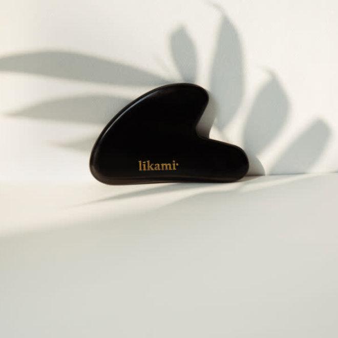 likami the gua sha sculpting tool + staatjes