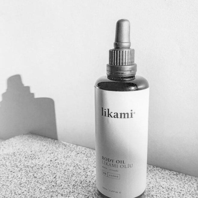 likami body oil (of dubbele reiniging)