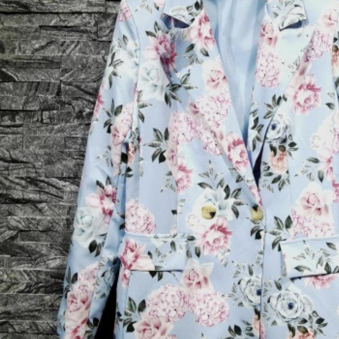 blazer flower 9166