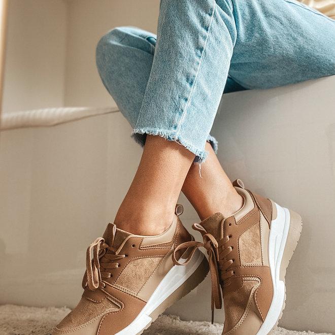sneaker camel 6171