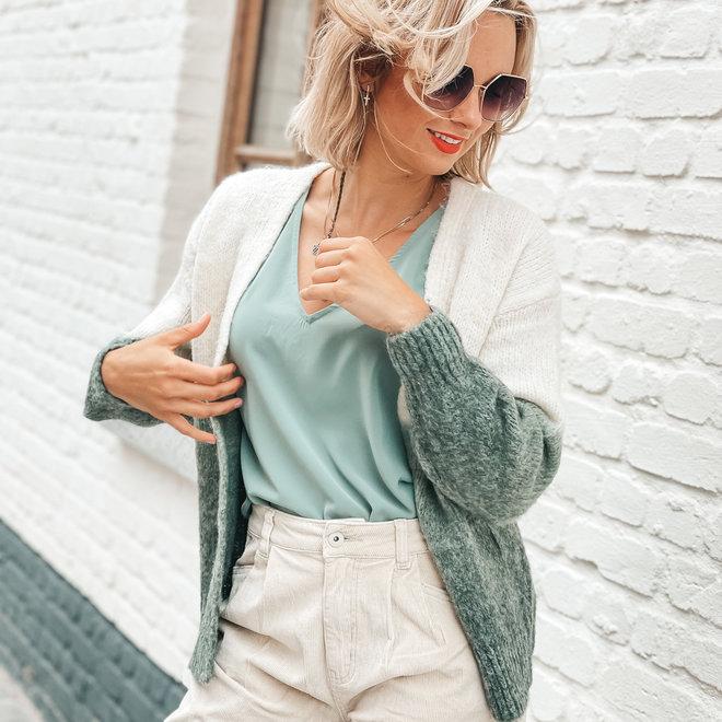 blouse k319