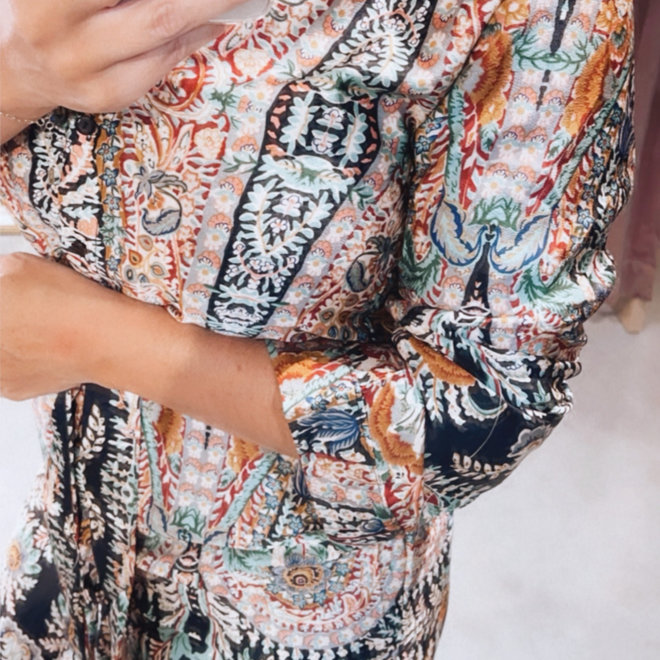 kleedje v98 geprint