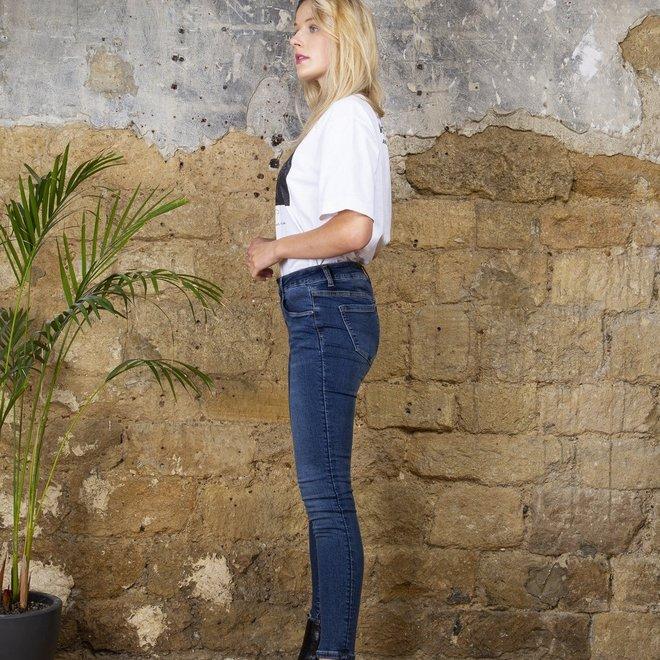 soft jeans skinny  l21014-4