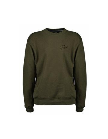 Riding Rebellion Rebel Sweater Olive