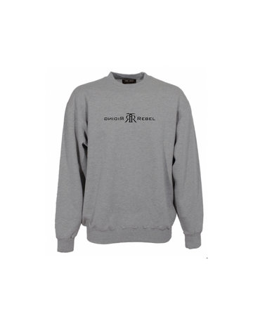 Riding Rebellion Riding Rebel Sweater Grey
