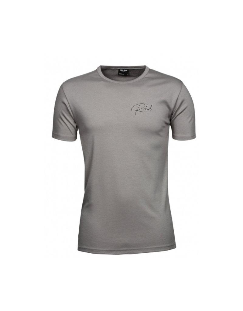 Riding Rebellion Rebel Shirt Grey/Dark Grey