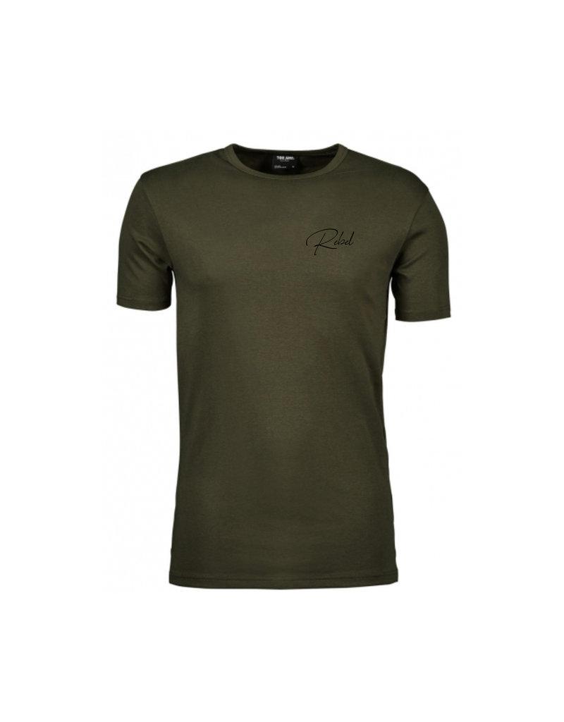 Riding Rebellion Rebel Shirt Olive