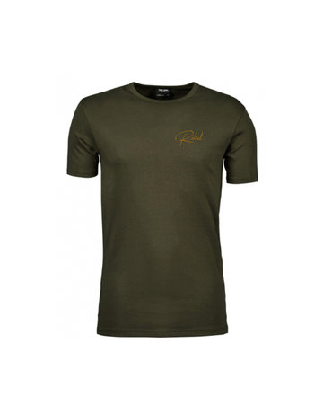 Riding Rebellion Rebel Shirt Olive/Copper