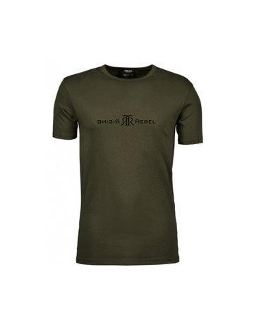 Riding Rebellion Riding Rebel Shirt Olive