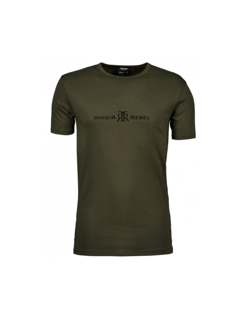 Riding Rebellion Riding Rebel Shirt Olive