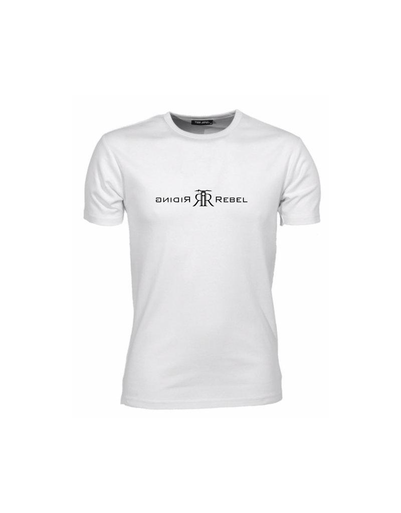 Riding Rebellion Riding Rebel Shirt White