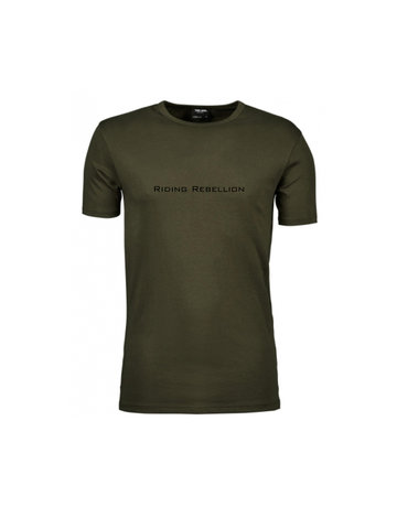 Riding Rebellion Riding Rebellion Shirt Olive