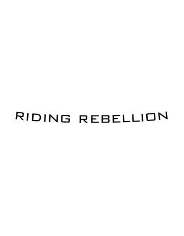 Riding Rebellion Riding Rebellion Windowbanner