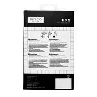Meyco inbakerdoek 0-3 maanden dot stone green