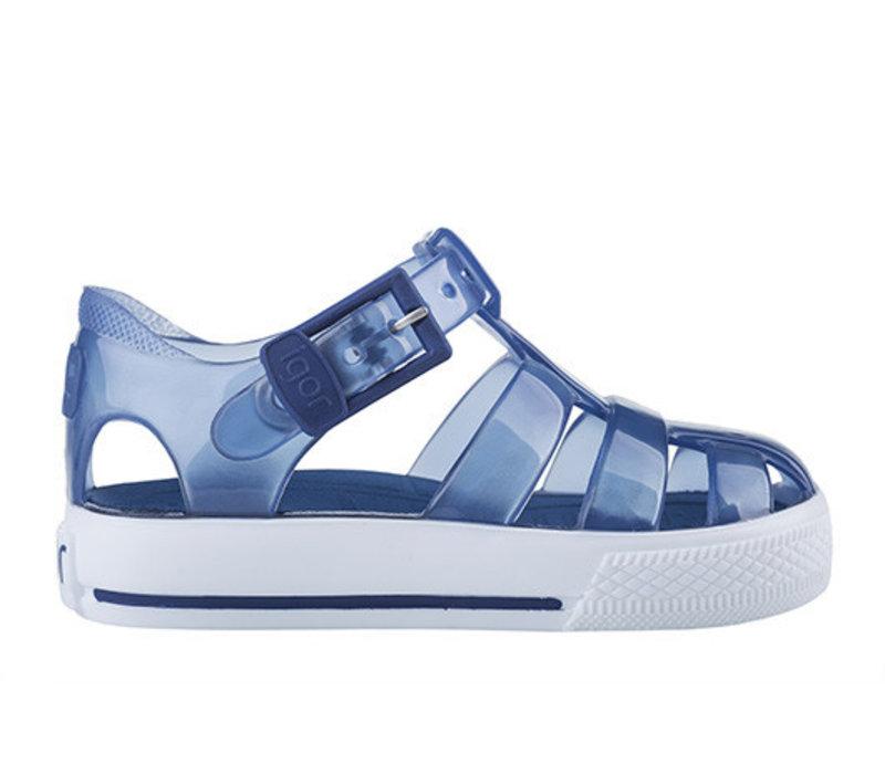 Igor sandalen blauw