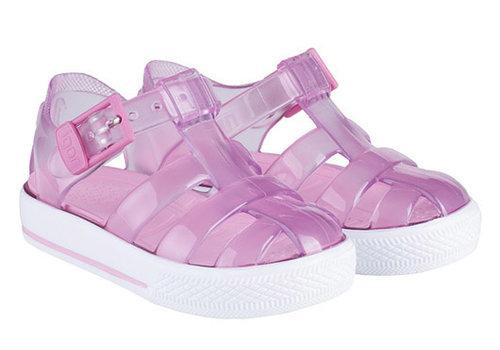 Igor Igor lichtroze sandalen