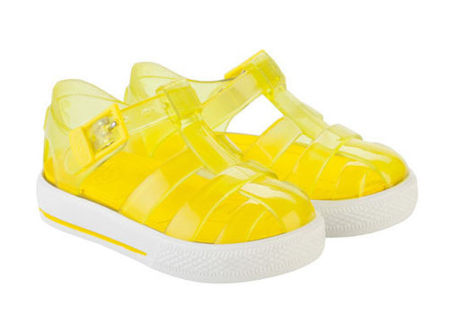 Igor Igor sandalen geel